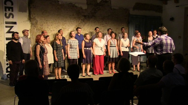VoicesInTime in der Remise am 5. Juli